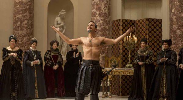 Ben Willbond As King Phillip Ii Of Spain