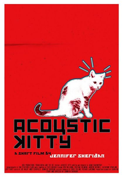 Acoustic Kitty Clip