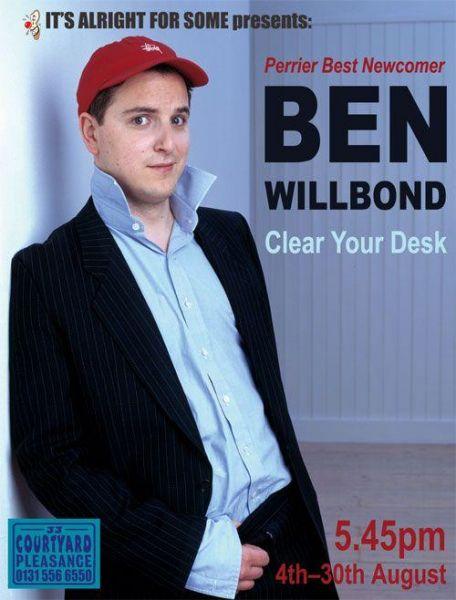 Ben Willbond as Ed Wellesley-Smith